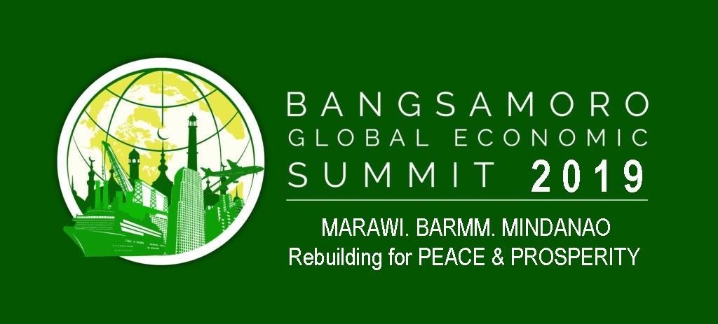 Bangsa Moro Global Economic Summit 2019